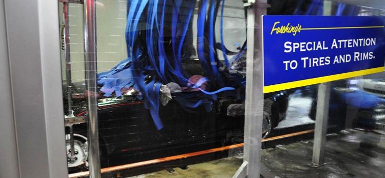 Fasching's Car Wash