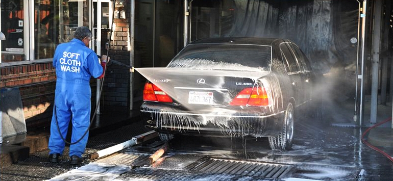 Fasching's Car Wash